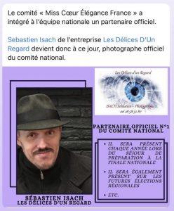 Comité Miss Coeur Elegance France